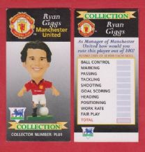 Manchester United Ryan Giggs Wales PL01